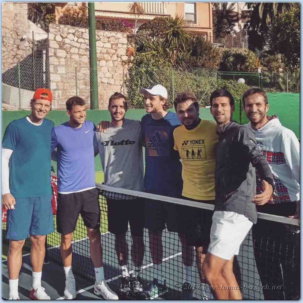 Training With The Stars In Monte Carlo